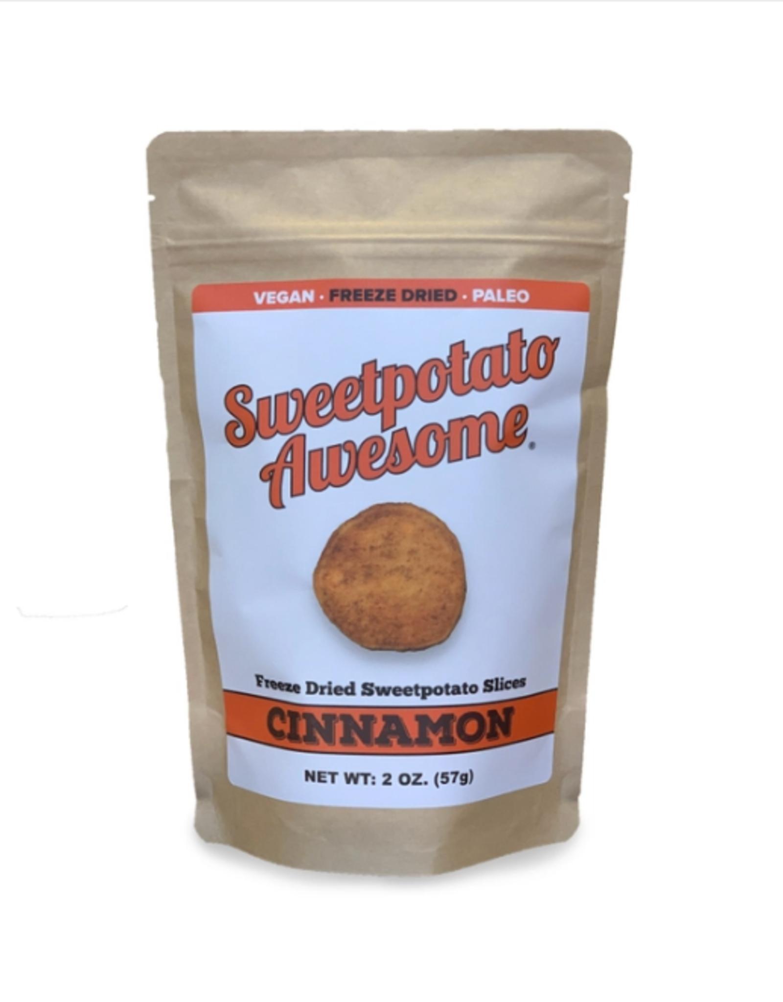 Sweetpotato Awesome Cinnamon Slices Sweetpotato 2oz
