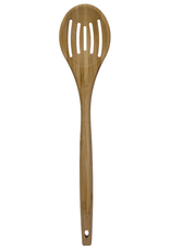 Totally Bamboo Bamboo Slotted Spoon, 14""