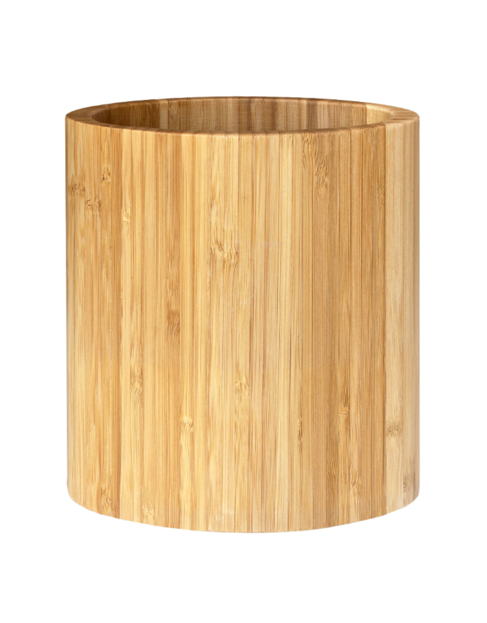 Totally Bamboo Bamboo Oval Tool Crock