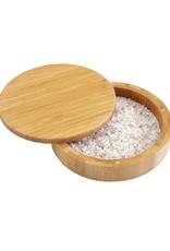 Totally Bamboo Barkeeper's Salt Box