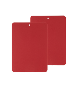 Linden Bendy Cutting Board 2-pk red