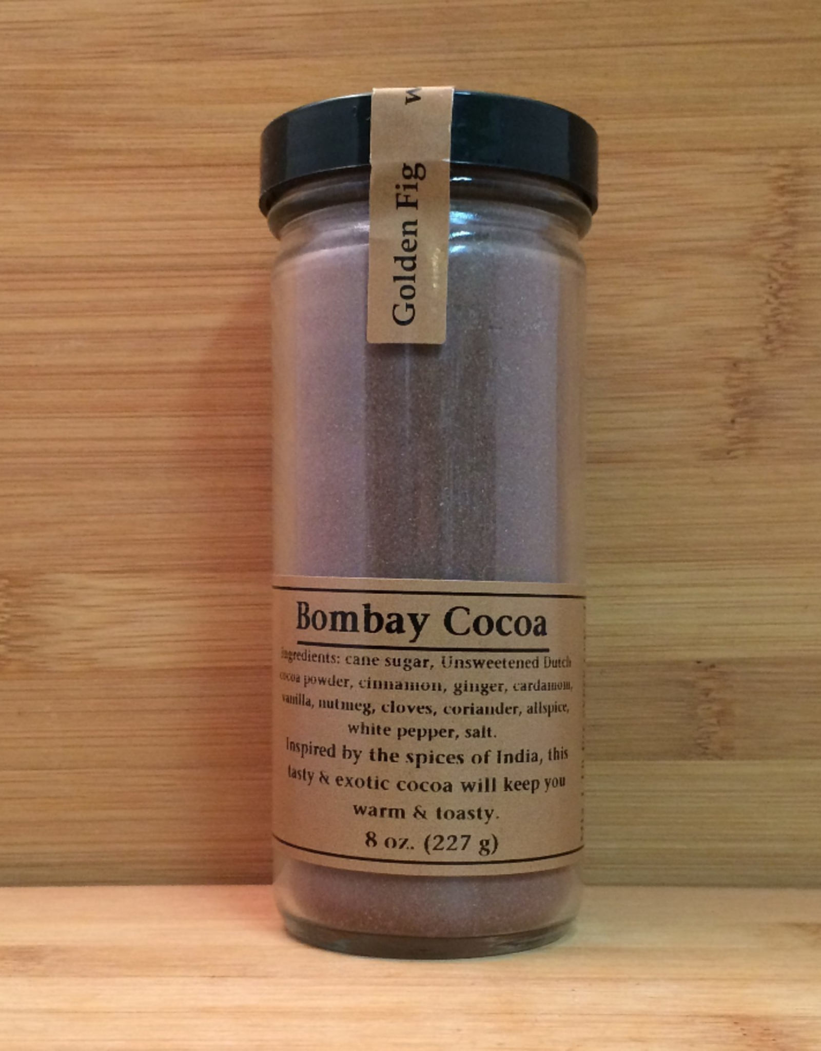 Golden Fig Bombay Cocoa