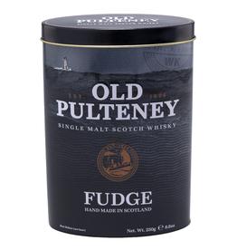 Great Scot International Fudge Tin - Old Pulteney Whisky