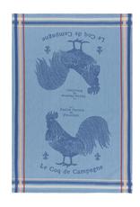 Now Designs Dishtowel, Rooster Francaise Jacq