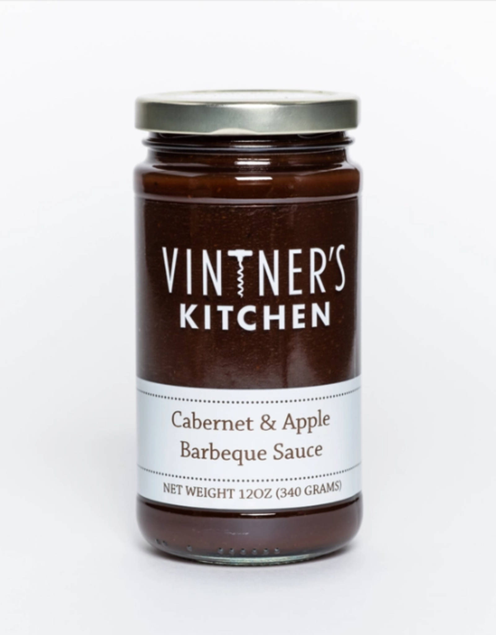 Vintner's Kitchen Cabernet & Apple BBQ Sauce