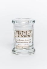 Vintner's Kitchen Chardonnay Lemon & Thyme Finishing Salt
