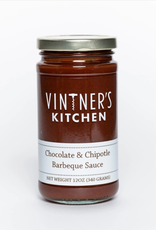 Vintner's Kitchen Chocolate & Chipotle BBQ Sauce