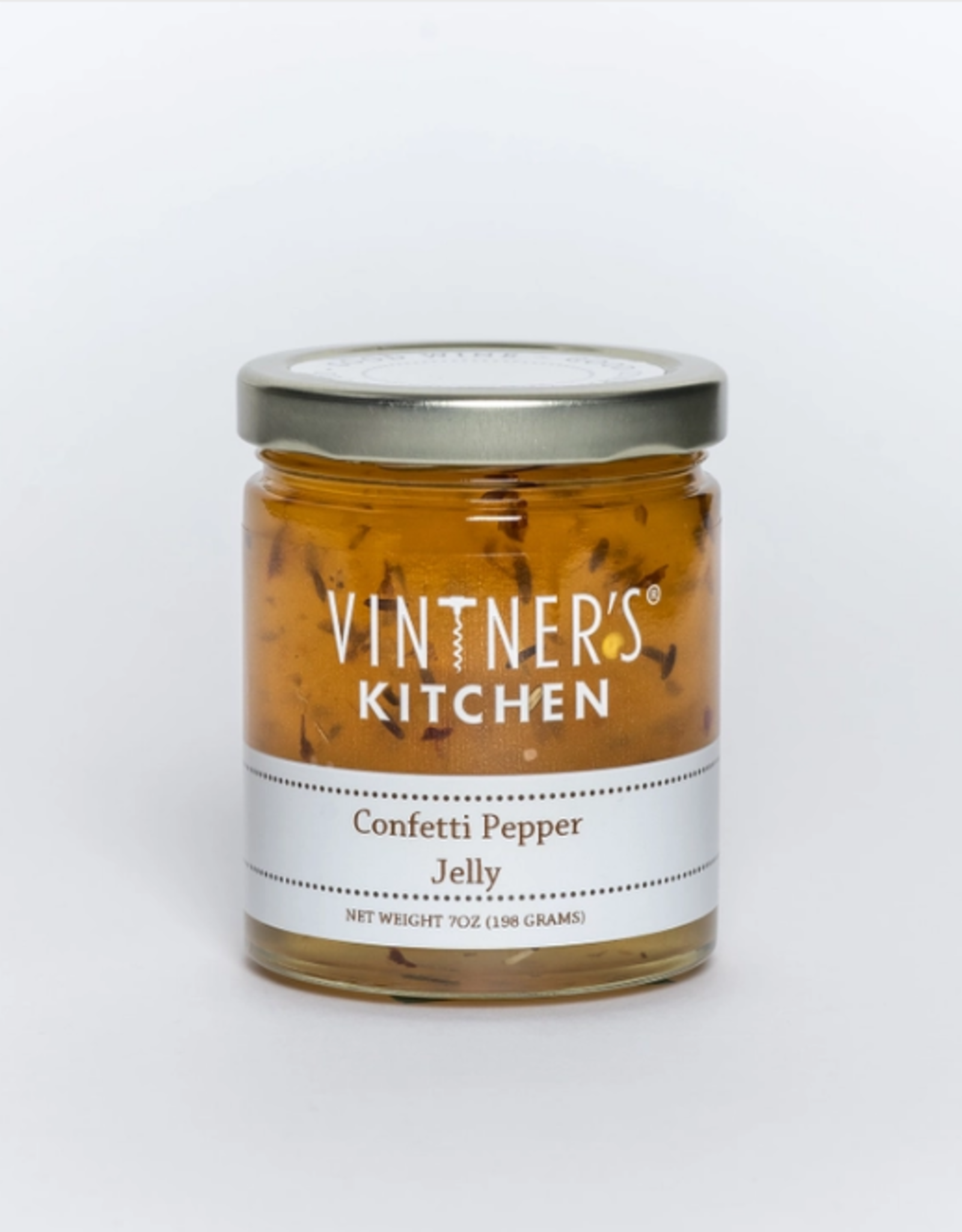 Vintner's Kitchen Confetti Pepper Jelly