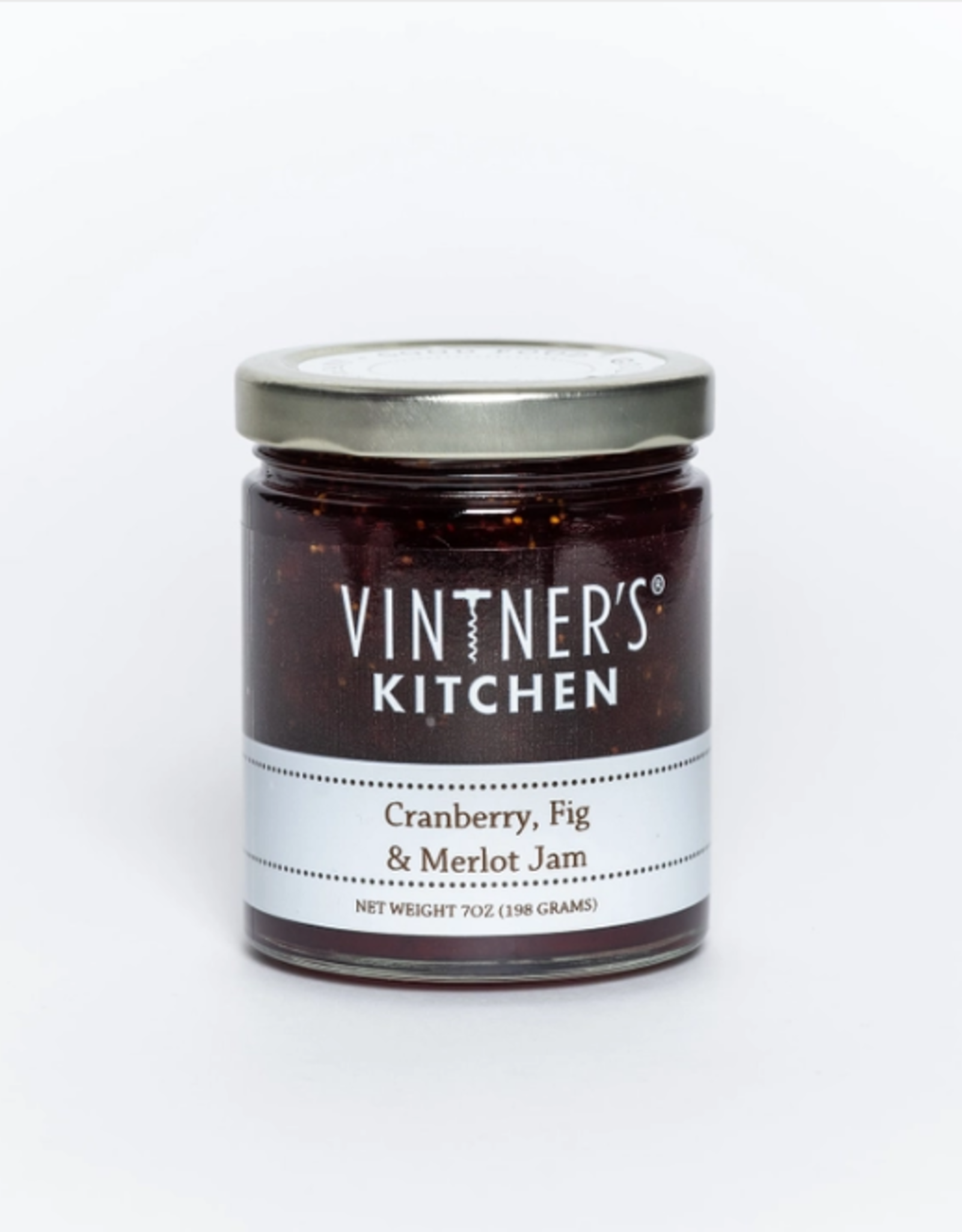 Vintner's Kitchen Cranberry Fig & Merlot Jam
