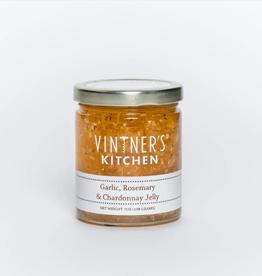 Vintner's Kitchen Garlic Rosemary & Chardonnay Jelly