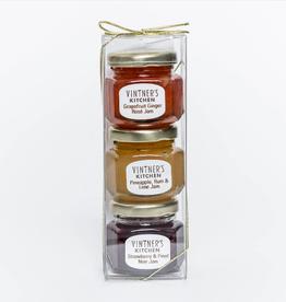 Vintner's Kitchen Sunday Brunch Trio Jars