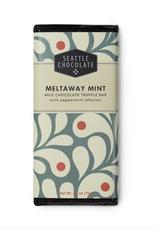 Seattle Chocolate Meltaway Mint Truffle Bar