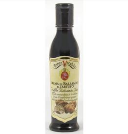 Zia Pia Imports + Italian Kitchen Truffle Balsamic Glaze