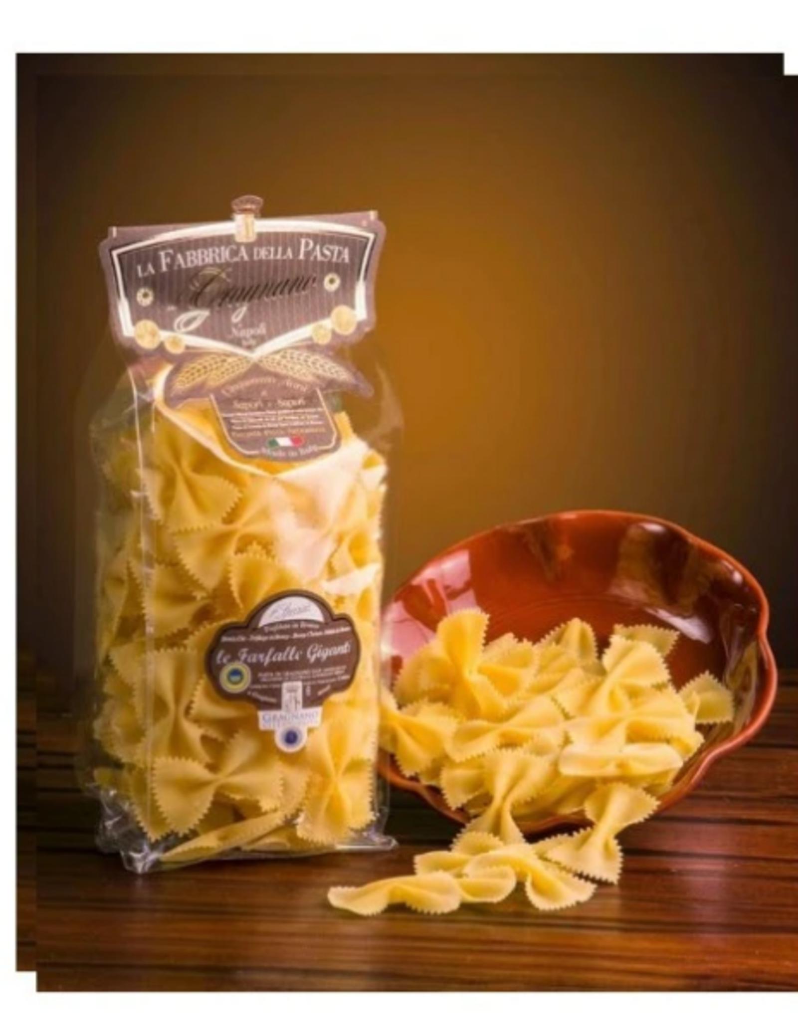 Zia Pia Imports + Italian Kitchen Farfalle Giganti IGP Pasta