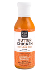 Wildly Delicious Butter Chicken Cooking Sauce, 11.8oz