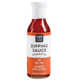 Wildly Delicious Thai Chili Dipping Sauce