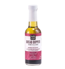 Wildly Delicious Mini Bread Dipper, Herbed Balsamic
