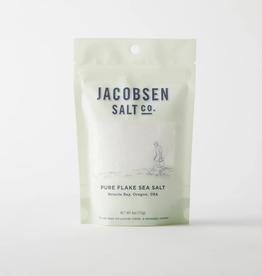 Great Ciao Jacobsen Salt Co. Flake Sea Salt 4oz.
