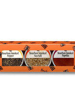 Bourbon Barrel Foods Bourbon Barrel 3 Spices Gift Pack