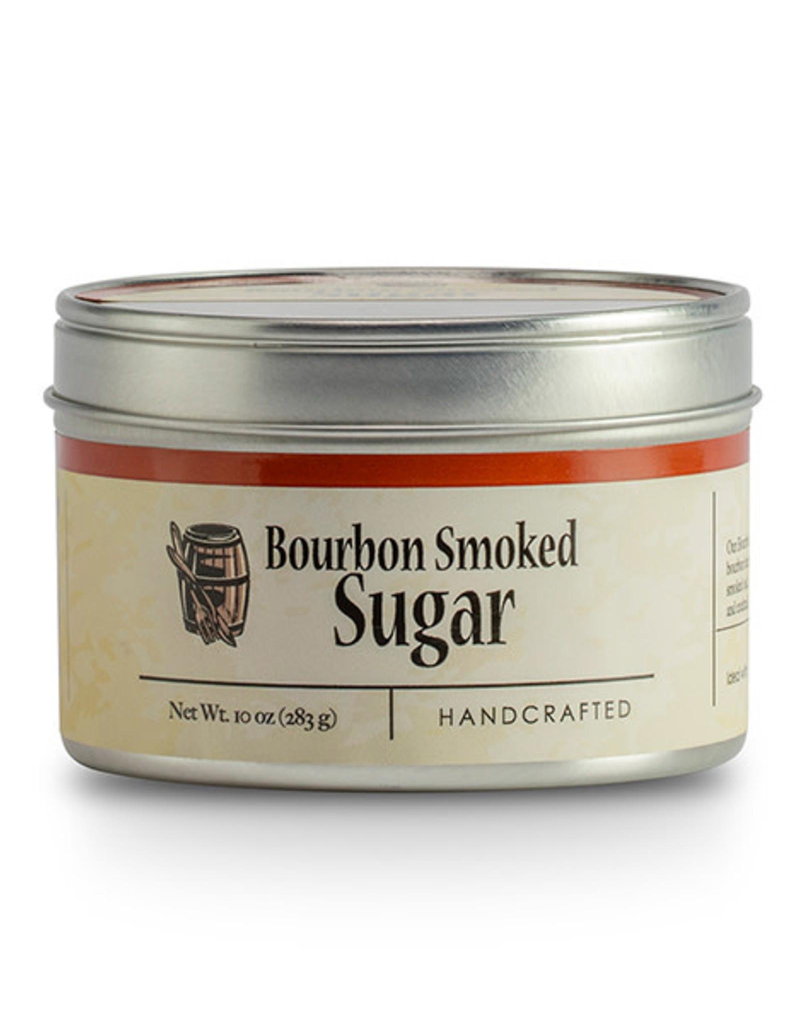 Bourbon Barrel Foods Bourbon Smoked Sugar 10 oz