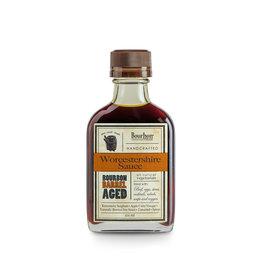 Bourbon Barrel Foods Bourbon Worcestershire Sauce 100 ml