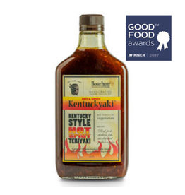 Bourbon Barrel Foods Spicy Kentuckyaki Sauce 375 ml