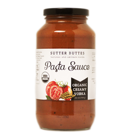 Sutter Buttes Creamy Vodka Pasta Sauce Organic