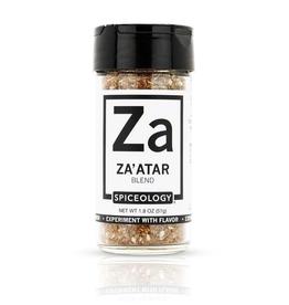 Spiceology Za'atar Blend, 1.8oz, Glass Jar