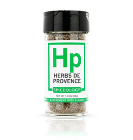 Spiceology Herbs de Provence, 1oz, Glass Jar