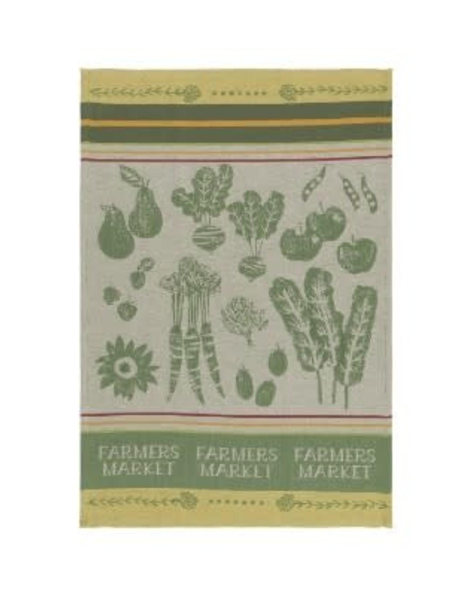 Now Designs Dishtowel, Farmers Market Jacq