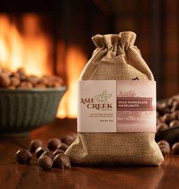 Ash Creek Milk Chocolate Hazelnuts