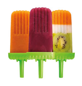 Tovolo Groovy Popcicle Mold, Green