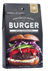 Urban Accents Burger Seasoning, Portobello Veggie