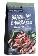 Urban Accents Brazilian Style Churrasco Seasoning