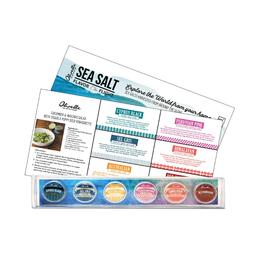Olivelle Sea Salt Flavor Flight 6pc
