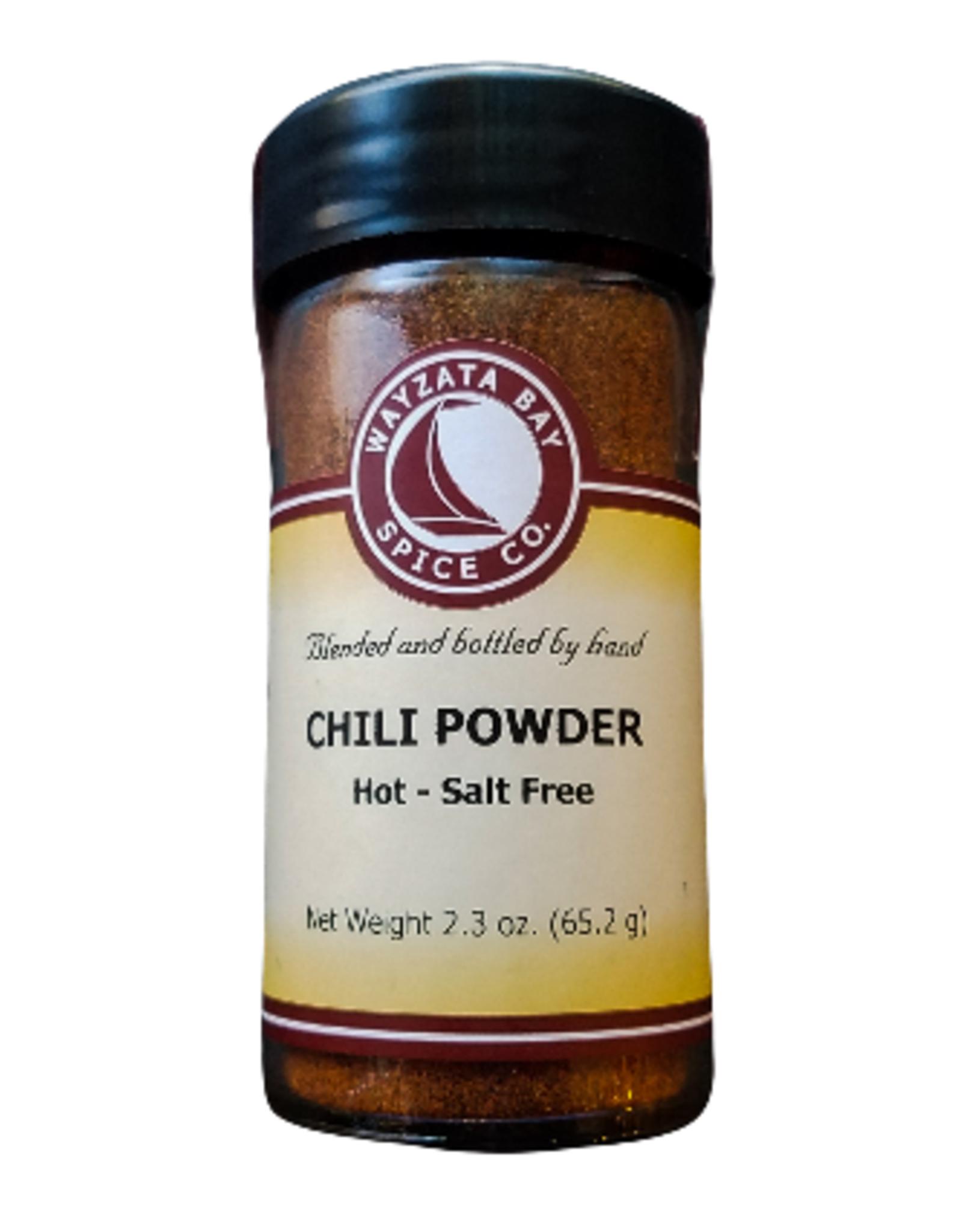 Wayzata Bay Spice Co. Chili Powder, Hot