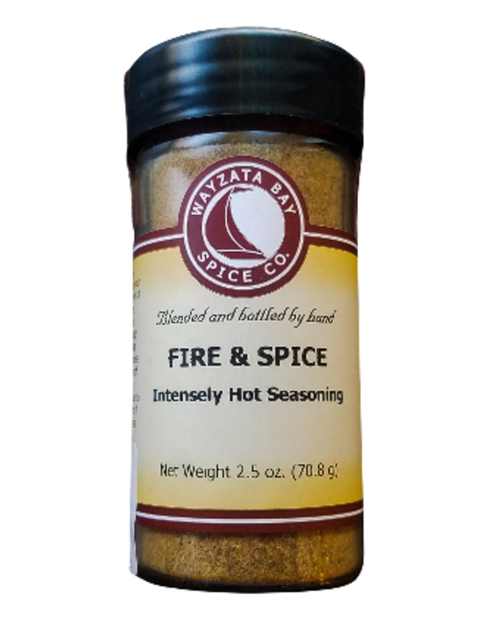 Wayzata Bay Spice Co. Fire and Spice