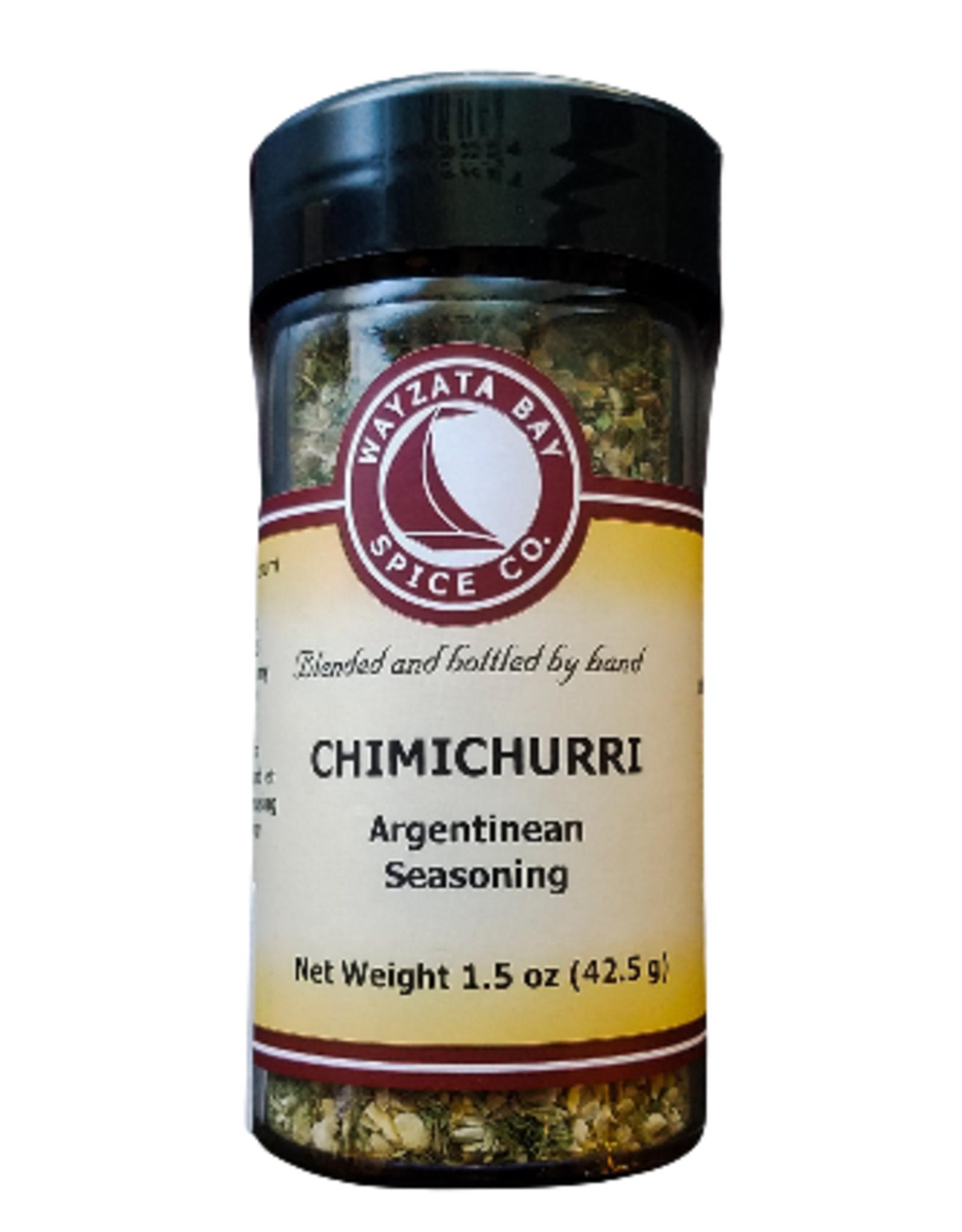 Wayzata Bay Spice Co. Chimichurri Seasoning