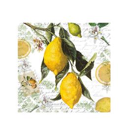 Ampleco Luncheon Napkins, Lemon