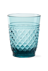 Tag Drinkware, Double Old Fashioned Blue