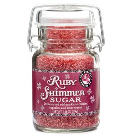 Pepper Creek Farms Everyday Ruby Shimmer Sugar