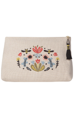 Now Designs Cosmetic Bag Large - Frida