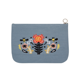 Now Designs Zip Pouch Large - Frida