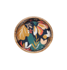 Now Designs Shallow Bowl, Mango Wood - Superbloom