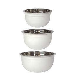 Now Designs Mixing Bowl Set/3 - White