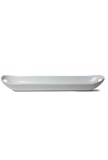 Tag Baguette Platter - White