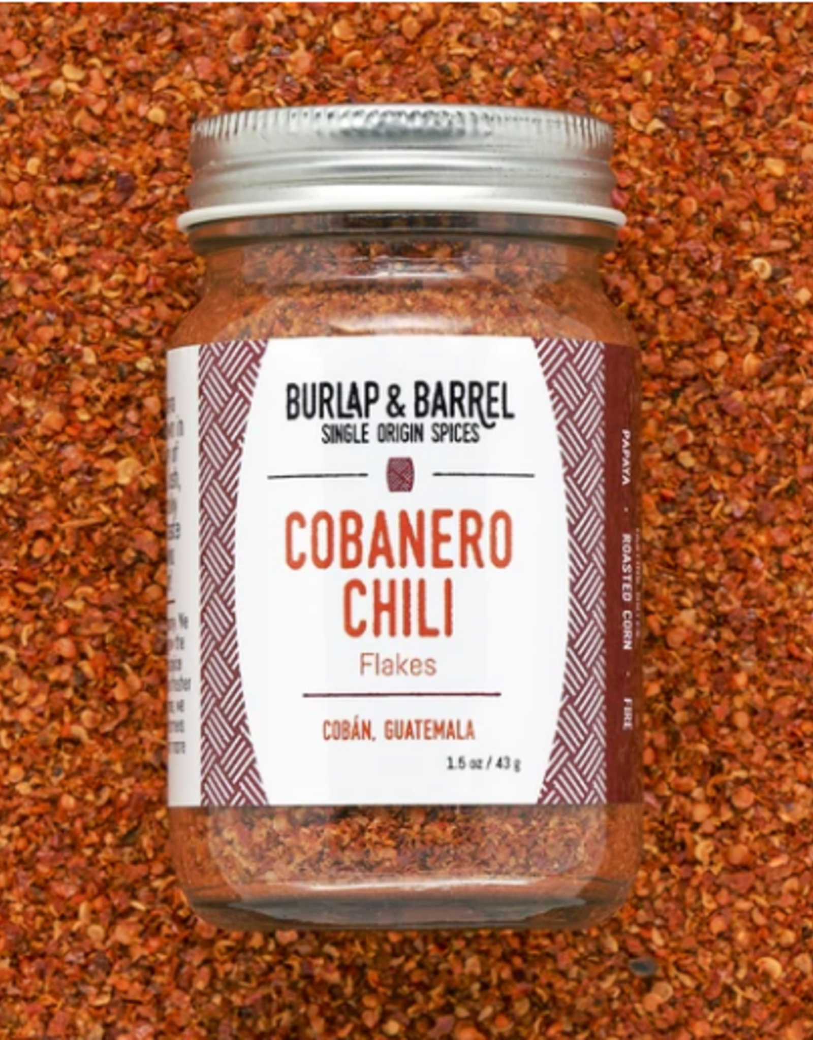 Burlap & Barrel Cobanero Chili Flakes