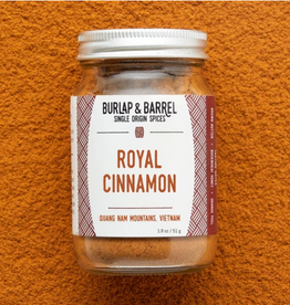 Burlap & Barrel Royal Cinnamon