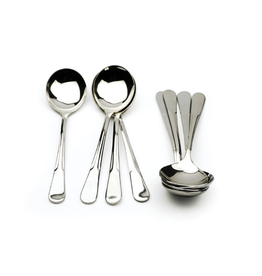RSVP Soup Spoon Set/8