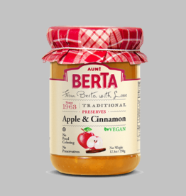 Nassau Candy Aunt Berta Jam, Apple Cinnamon